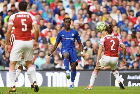 Azpilicueta khen ngợi Hudson-Odoi sau trận Arsenal vs Chelsea hình ảnh
