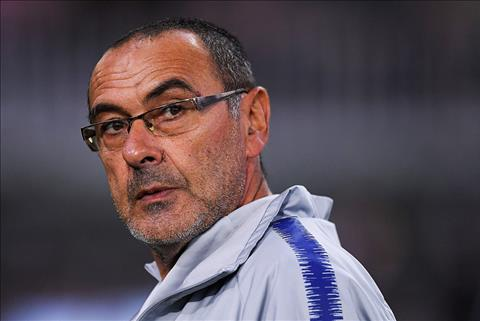 HLV Sarri đặt mục tiêu giành danh hiệu đầu tiên