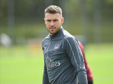 Arsenal gia hạn hợp đồng với Aaron Ramsey đang rất khó khăn hình ảnh