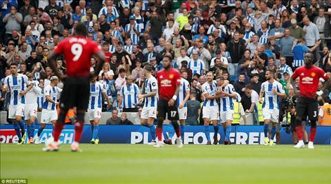 Dư âm Brighton vs MU Đúng rồi Jose, tiền không thể mua đẳng cấp hình ảnh