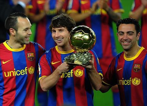 La Masia 20 và La Masia 360 Khi Barca muốn những Messi mới hình ảnh