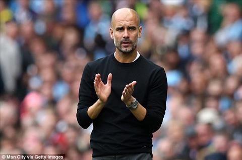Pep Guardiola không hài lòng về Man City hình ảnh