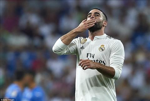 Trực tiếp Real Madrid vs Getafe bóng đá La Liga 201819 hôm nay hình ảnh