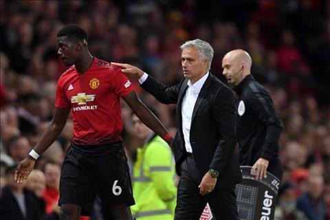 Vì sao Paul Pogba muốn rời MU hình ảnh