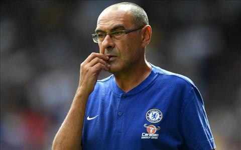 Claude Makelele phát biểu về Chelsea và HLV Sarri hình ảnh