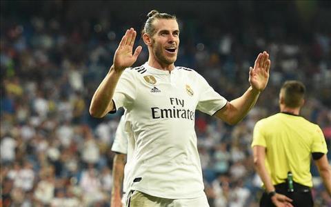 Gareth Bale phát biểu sau trận Real Madrid 2-0 Getafe hình ảnh