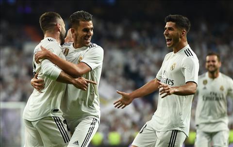 Real Madrid ha Getafe 2-0