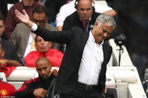 HLV Jose Mourinho phat bieu tran Brighton vs MU