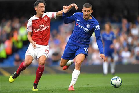 Tiền vệ Kovacic ra mắt Chelsea trong trận thắng Arsenal hình ảnh