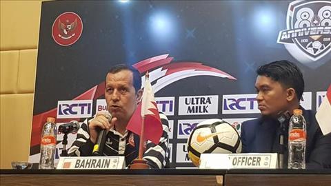 HLV Bahrain không biết nhiều về ĐT Olympic Việt Nam hình ảnh
