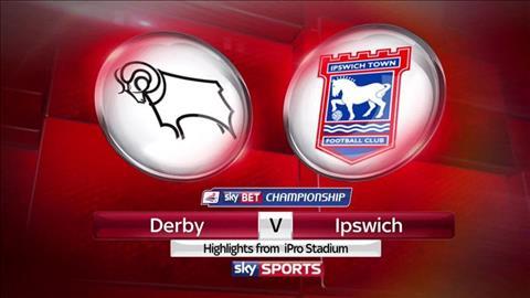 Nhận định Derby County vs Ipswich 01h45 ngày 228 Hạng Nhất Anh hình ảnh