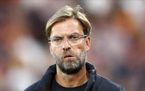 HLV Jurgen Klopp phát biểu sau trận Crystal Palace 0-2 Liverpool hình ảnh