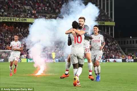 Liverpool ở Premier League 201819 Thái tử soán ngôi vua ManCity hình ảnh