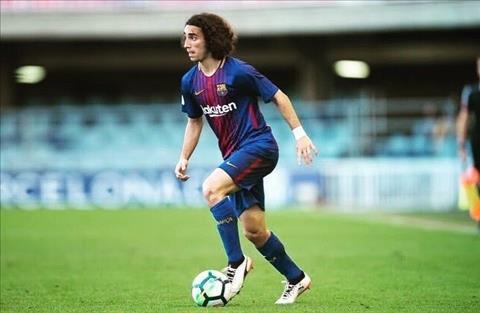 Marc Cucurella muốn rời Barca để ra sân nhiều hơn hình ảnh