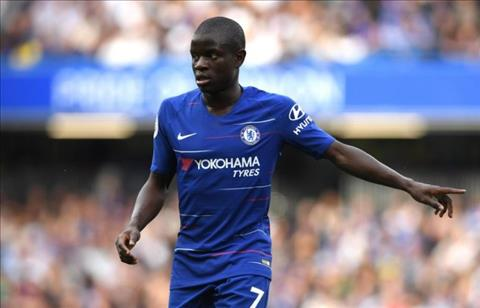 NGolo Kante nói về tương lai ở Chelsea hình ảnh