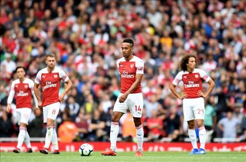Arsenal thăng hoa cùng Emery Cái tát cho những lời chỉ trích hình ảnh 2