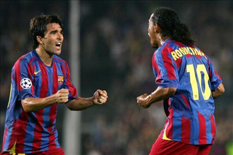 Deco va Ronaldinho