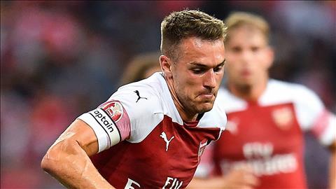 Huyền thoại giục Arsenal gia hạn hợp đồng với Ramsey hình ảnh