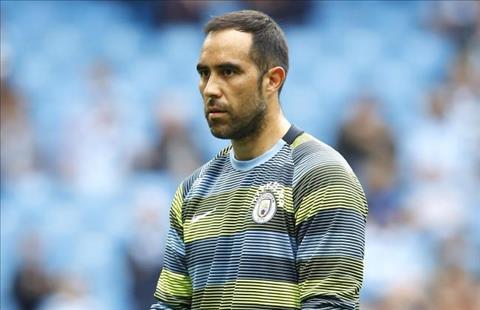 Man City tính gọi lại Aro Muric thay Claudio Bravo hình ảnh