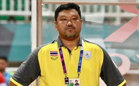 HLV Olympic Thái Lan nói gì sau thảm họa ASIAD 2018 hình ảnh