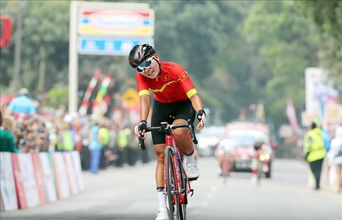 Tay đua Nguyễn Thị Thật thất bại ở ASIAD 2018 hình ảnh