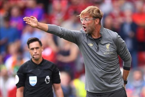 HLV Klopp của Liverpool không cần giành danh hiệu mùa này hình ảnh