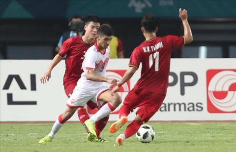 Kết quả U23 Việt Nam vs U23 Bahrain kết quả bóng đá Asiad 2018 hình ảnh