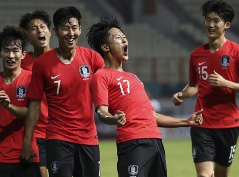 Kết quả trận đấu U23 Iran vs U23 Hàn Quốc 0-2 Asiad 2018 hình ảnh