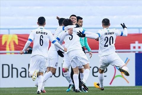 Trực tiếp U23 Uzbekistan vs U23 Hong Kong vòng 18 Asiad 2018 hình ảnh