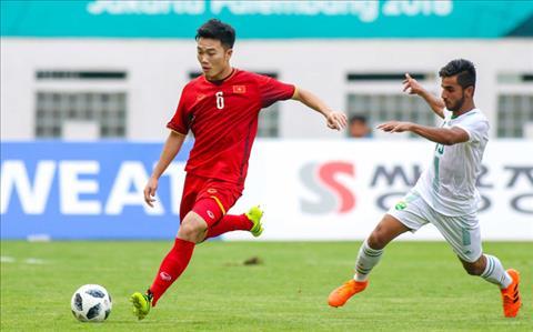Olympic Việt Nam vs Olympic Bahrain Chờ đợi Lương Xuân Trường hình ảnh