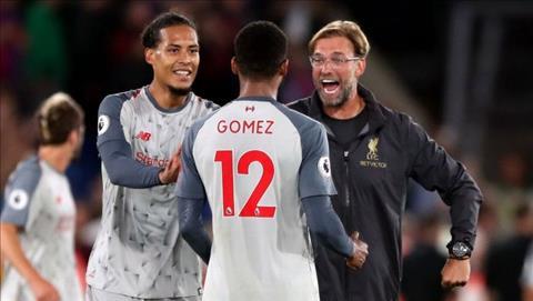 Đá tảng Virgil Van Dijk của Liverpool Nét đẹp của sự xấu xí hình ảnh 2