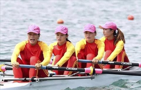 Lý lịch đặc biệt của 4 cô gái Rowing Việt Nam giành HCV ASIAD hình ảnh