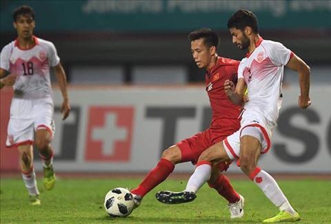 Olympic Việt Nam thắng Olympic Bahrain Những điểm yếu lộ rõ hình ảnh