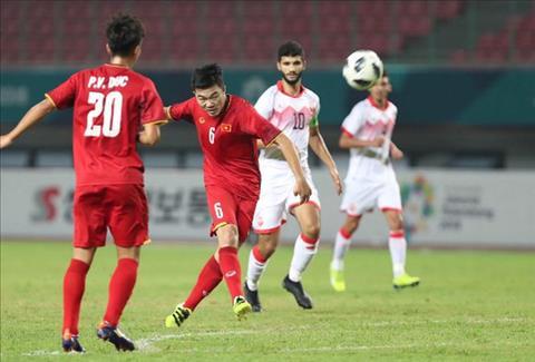 Olympic Việt Nam thắng nhọc Olympic Bahrain Những điểm yếu lộ rõ hình ảnh 2