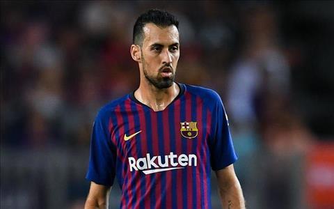 Sergio Busquets gia hạn hợp đồng với Barca hình ảnh