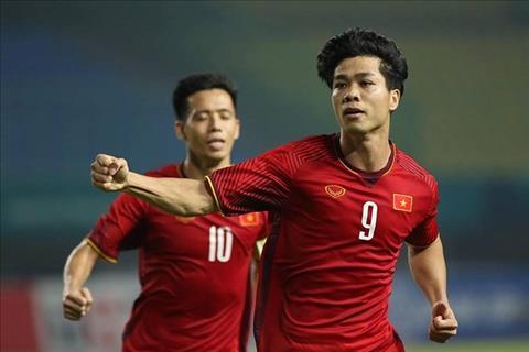 Văn Toàn, Công Phượng nói lời chia tay U23 Việt Nam sau trận tran hình ảnh