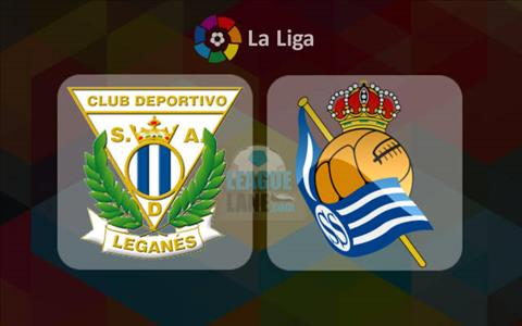 Leganes vs Sociedad 18h00 ngày 22 La Liga 201920 hình ảnh