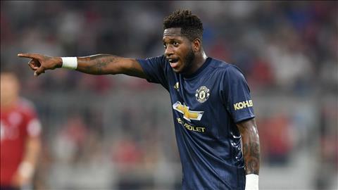 Tiết lộ Huyền thoại Arsenal đã đưa Fred đến MU hình ảnh