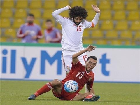 U23 Indonesia vs U23 UAE