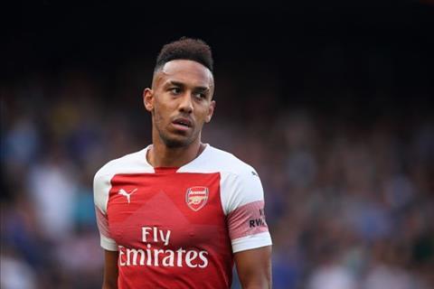 HLV Emery bảo vệ Aubameyang về cảnh tịt ngòi vô duyên ở Arsenal hình ảnh