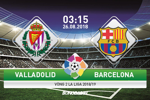 Preview Valladolid vs Barca