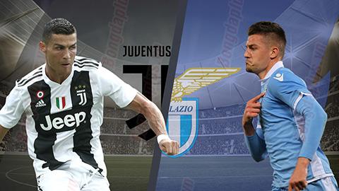Trực tiếp Juventus vs Lazio bóng đá Ý Serie A hôm nay 258 hình ảnh