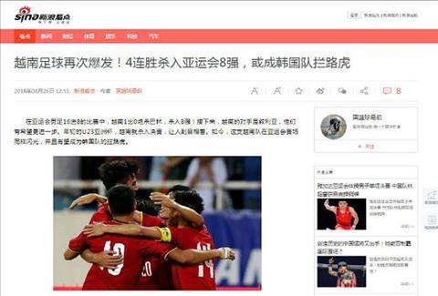 Báo chí quốc tế hết lời ca ngợi vai trò của HLV Park Hang Seo hình ảnh
