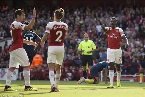 Ray Parlor phát biểu về Arsenal sau khởi đầu chậm chạp hình ảnh