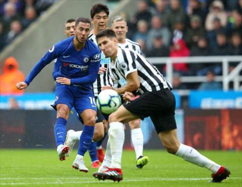 Thống kê Newcastle vs Chelsea - Vòng 3 Ngoại hạng Anh 201819 hình ảnh