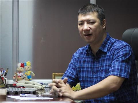BLV Quang Huy HAGL khó rớt hạng lắm hình ảnh
