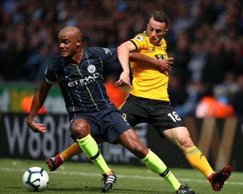 Wolves 1-1 Man City