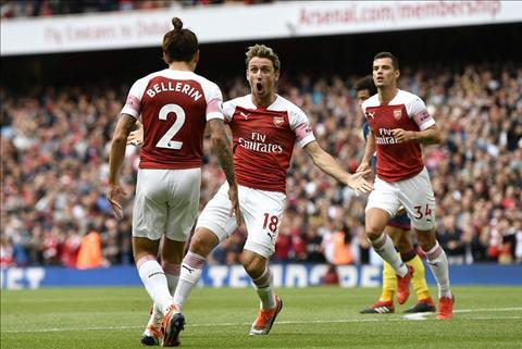 Hang thu Arsenal