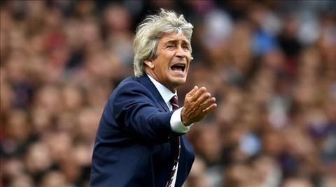 HLV Pellegrini vẫn nói cứng sau thất bại trước Arsenal hình ảnh