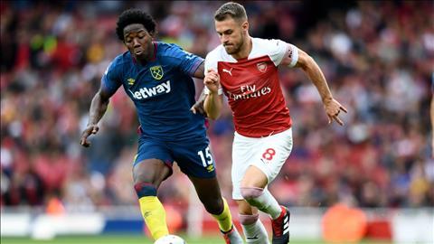 Tiền vệ Ramsey khẳng định Arsenal đang tiến bộ dưới bàn tay Emery hình ảnh